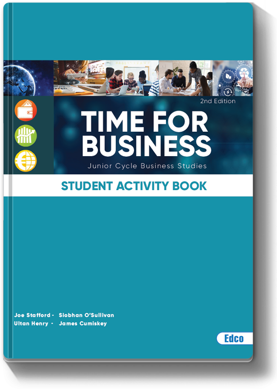 Time for Business 2nd Edition - Student Activity Book
