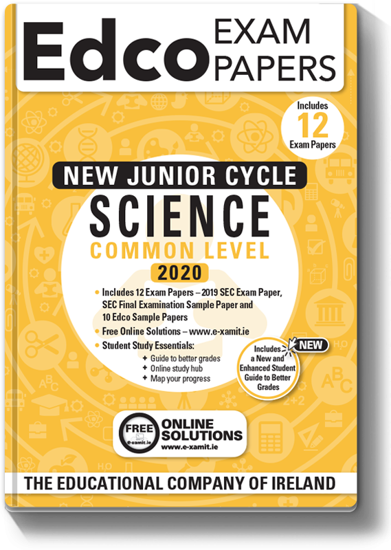 JC Science Commmon Level Exam Papers 2020