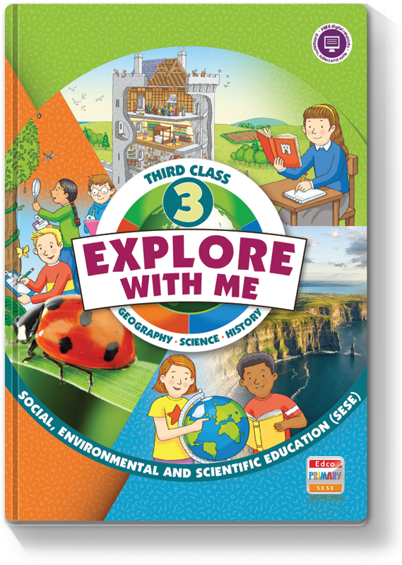 Explore with Me 3rd Class 2021