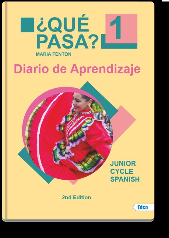 ¿Que Pasa? 1 2nd Edition - Diario de Aprendizaje