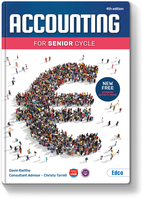 Accounting for Senior Cycle 4th Edition 2021