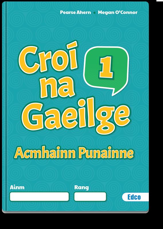 Croí na Gaeilge 1 Acmhainn Punainne 2021