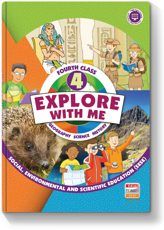Explore With Me 4th Class 2021