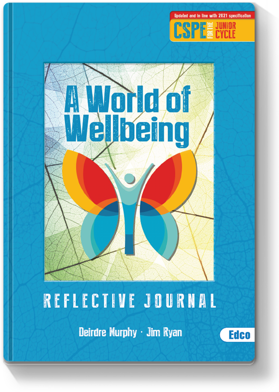 A World of Wellbeing - Reflective Journal 2021