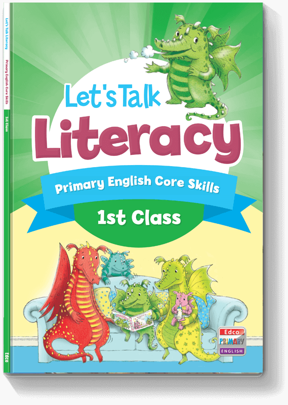 Let's Talk Literacy 1 2019