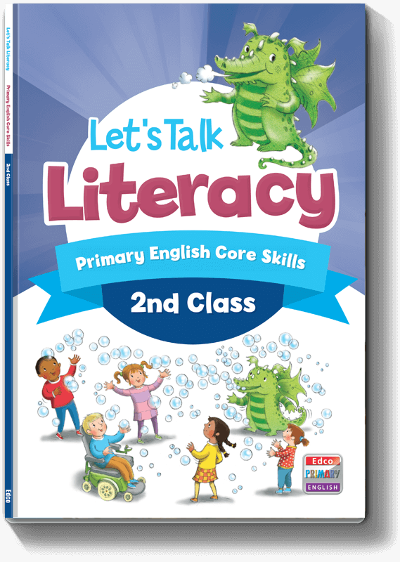 Let's Talk Literacy 2 2019