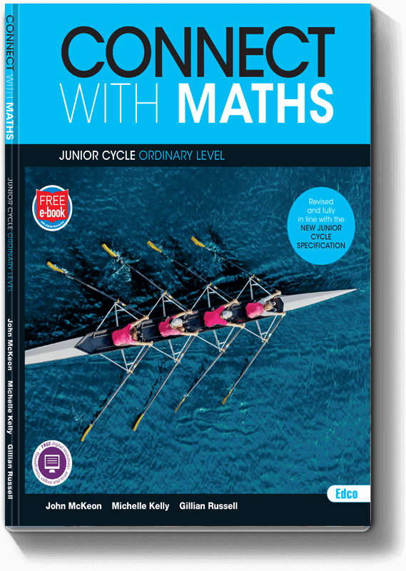 Connect with Maths Junior Cycle OL 2019