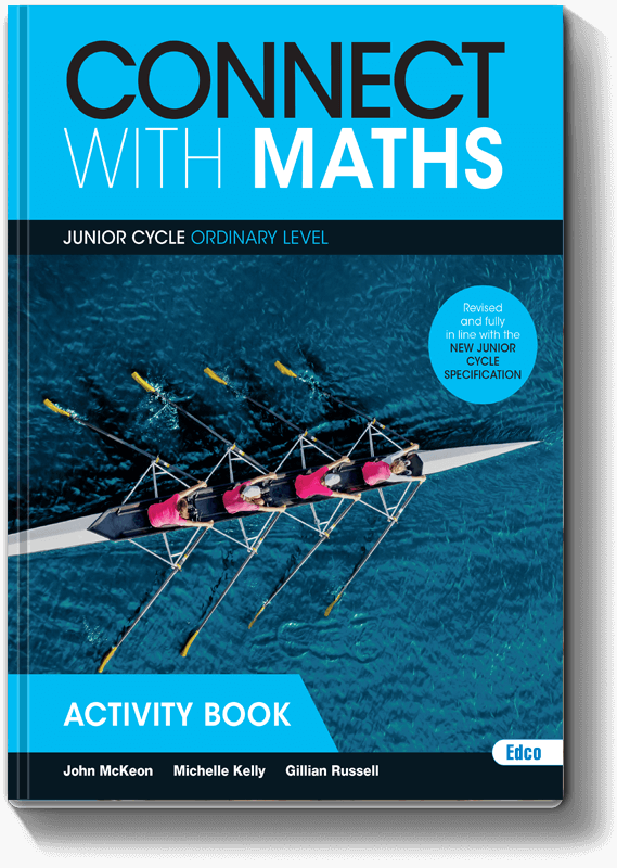 Connect with Maths Junior Cycle OL Activity Book 2019