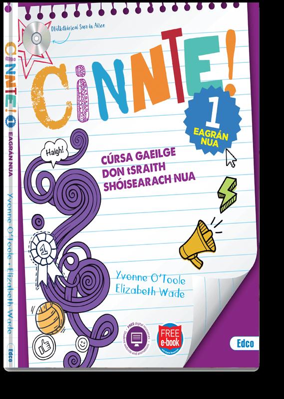 Cinnte! 1 Eagrán Nua 2019