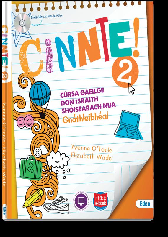 Cinnte! 2 2019