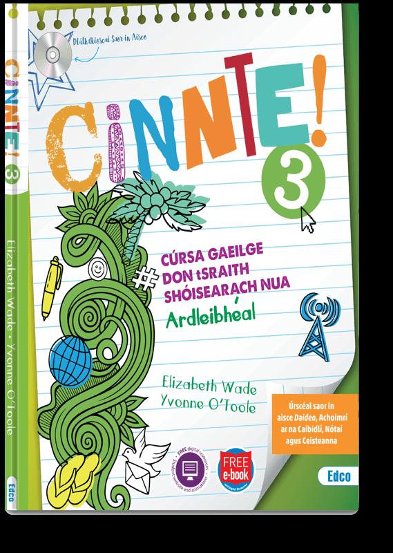 Cinnte! 3 2019