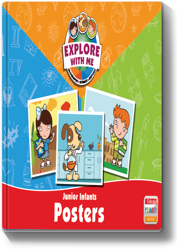 Explore With Me JI Teacher Posters 2019
