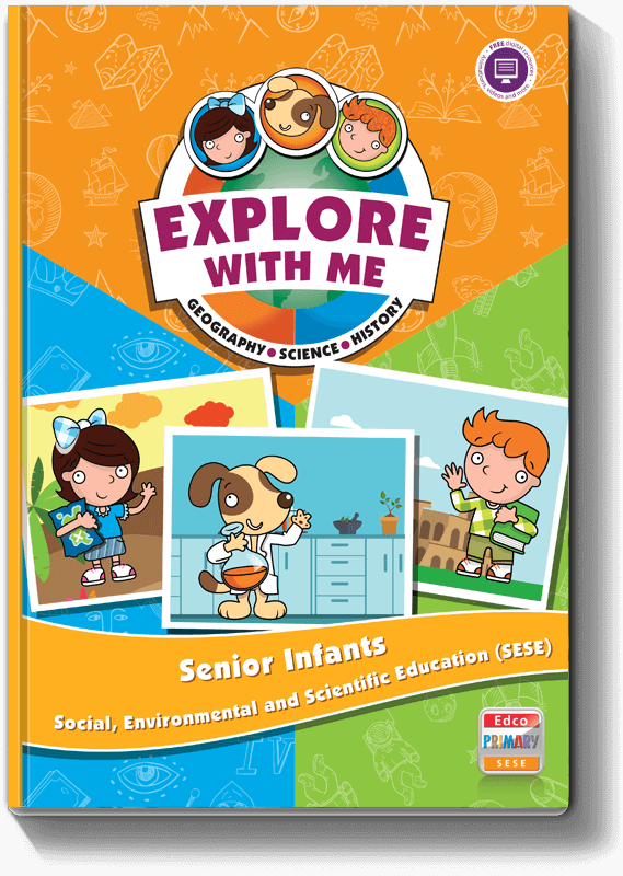 Explore With Me SI Pupil Book 2019