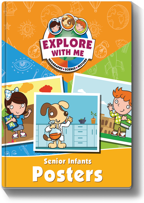 Explore With Me SI Teacher Poster Book 2019