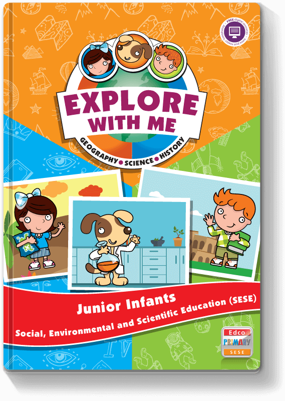 Explore With Me - Junior Infants 2019