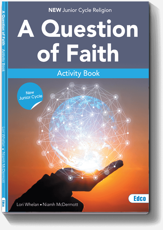 A Question of Faith Activity Book 2019