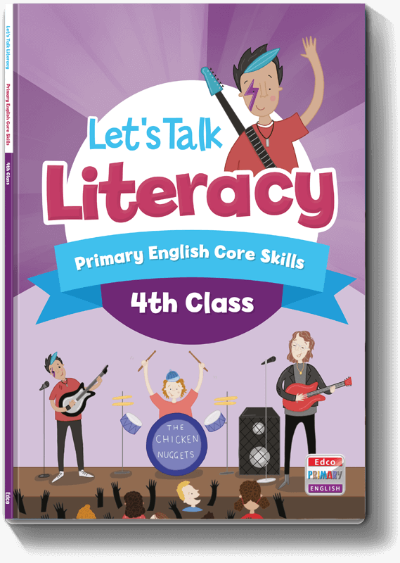 Let's Talk Literacy 4 2019