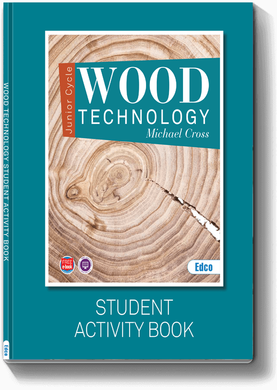 Wood Materials Technology Student Activity Book 2019