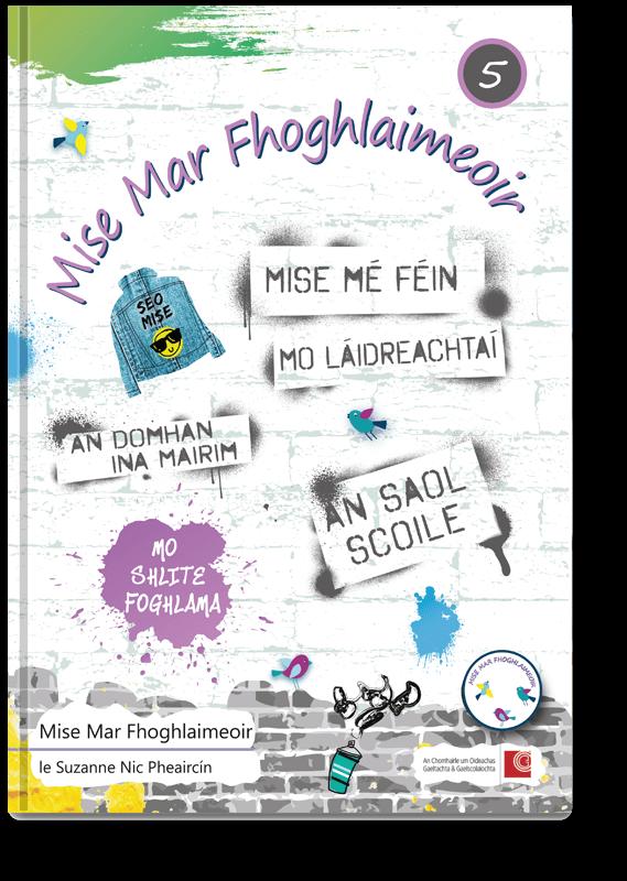 Mise Mar Fhoghlaimeoir 5 2019