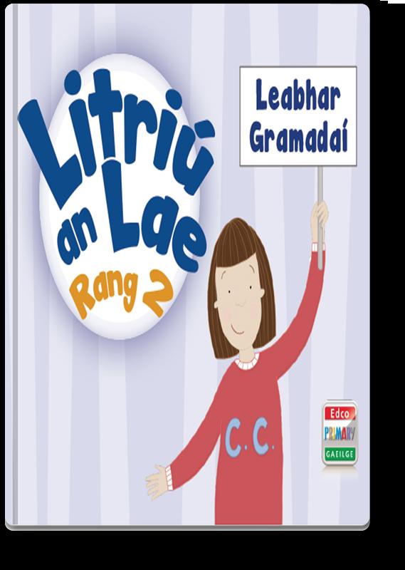 Litriú an Lae 2 - Leabhar Gramadaí