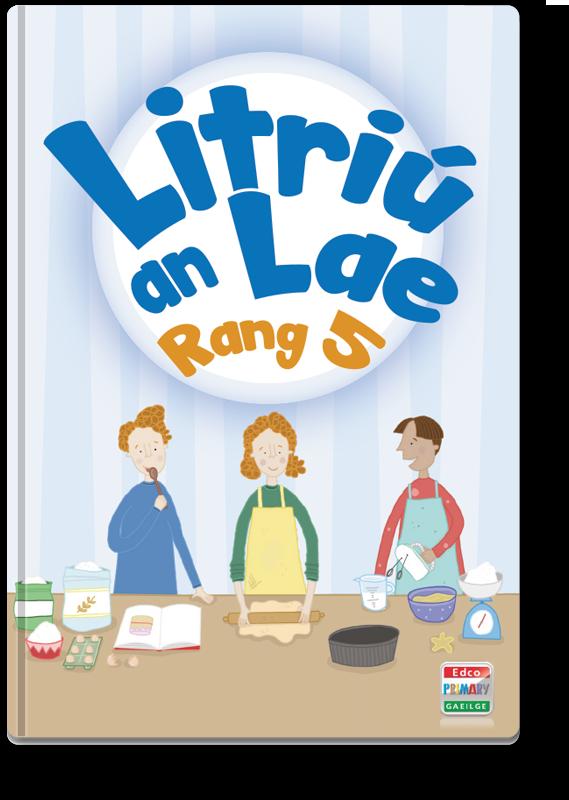 Litriú an Lae 5 - Leabhar Litrithe