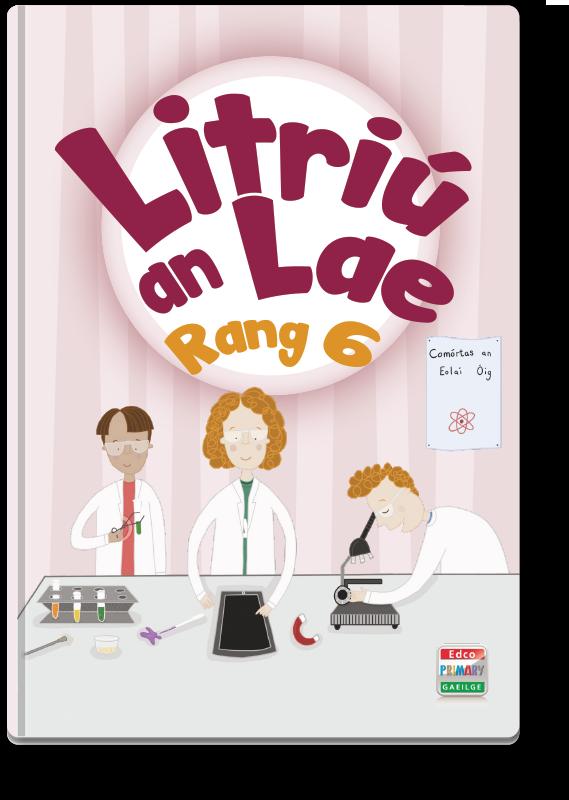 Litriú an Lae 6 - Leabhar Litrithe