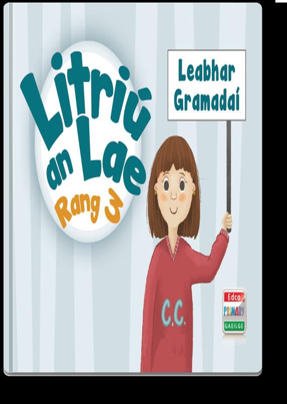 Litriú an Lae 3 - Leabhar Gramadaí