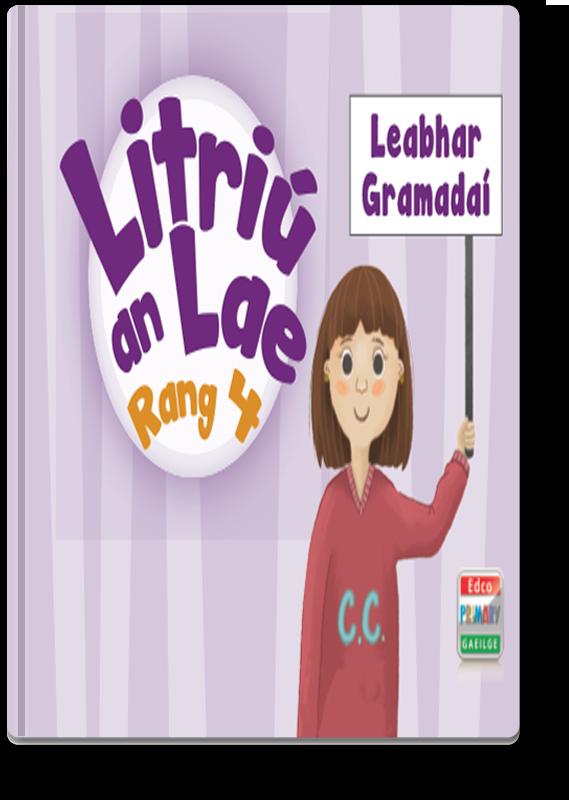 Litriú an Lae 4 - Leabhar Gramadaí