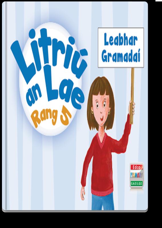 Litriú an Lae 5 - Leabhar Gramadaí